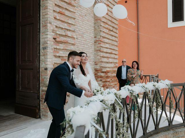 Il matrimonio di Enrico e Laura a Miglianico, Chieti 150