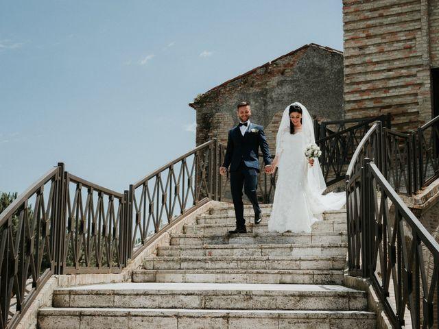Il matrimonio di Enrico e Laura a Miglianico, Chieti 151