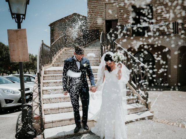 Il matrimonio di Enrico e Laura a Miglianico, Chieti 152