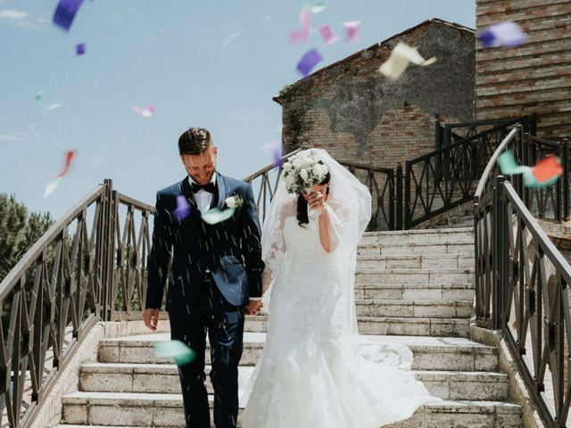 Il matrimonio di Enrico e Laura a Miglianico, Chieti 154