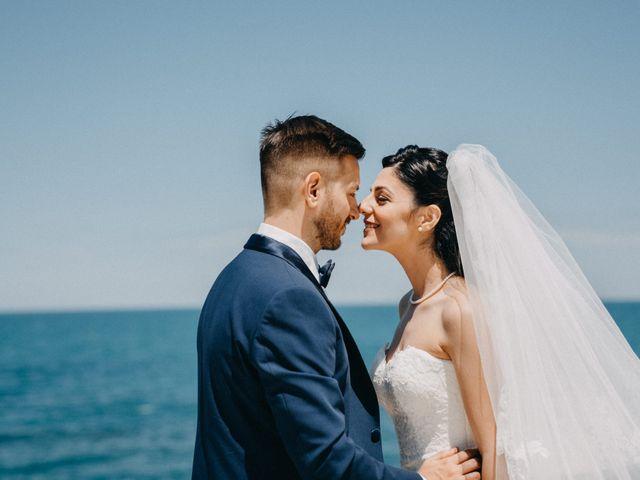 Il matrimonio di Enrico e Laura a Miglianico, Chieti 156