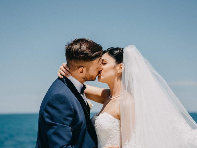 Il matrimonio di Enrico e Laura a Miglianico, Chieti 157