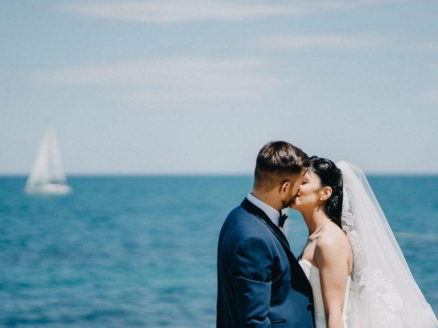 Il matrimonio di Enrico e Laura a Miglianico, Chieti 160