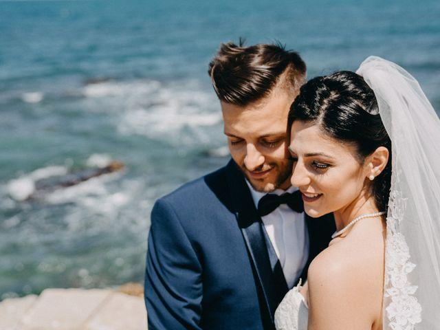 Il matrimonio di Enrico e Laura a Miglianico, Chieti 1