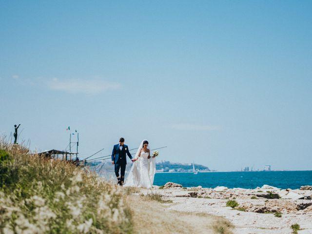 Il matrimonio di Enrico e Laura a Miglianico, Chieti 166