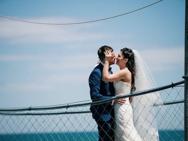 Il matrimonio di Enrico e Laura a Miglianico, Chieti 171