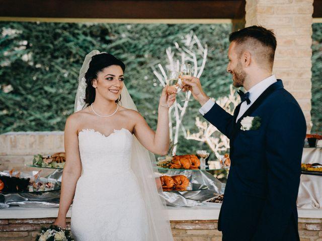 Il matrimonio di Enrico e Laura a Miglianico, Chieti 175