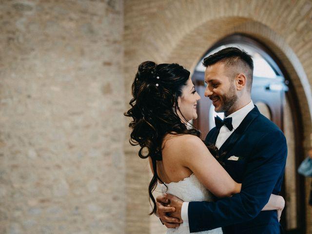 Il matrimonio di Enrico e Laura a Miglianico, Chieti 177