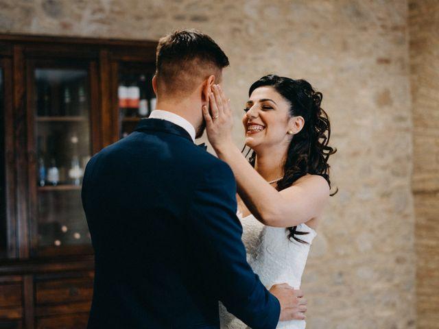 Il matrimonio di Enrico e Laura a Miglianico, Chieti 178