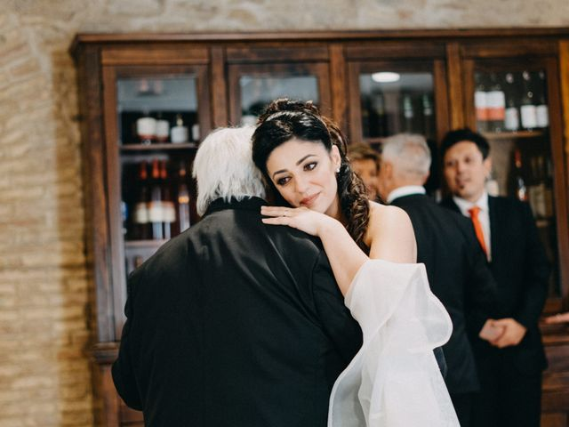 Il matrimonio di Enrico e Laura a Miglianico, Chieti 179