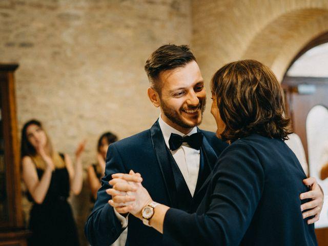 Il matrimonio di Enrico e Laura a Miglianico, Chieti 180