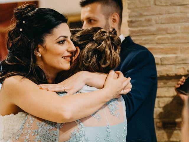 Il matrimonio di Enrico e Laura a Miglianico, Chieti 182
