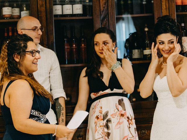 Il matrimonio di Enrico e Laura a Miglianico, Chieti 183