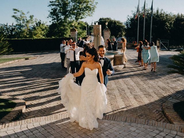 Il matrimonio di Enrico e Laura a Miglianico, Chieti 184
