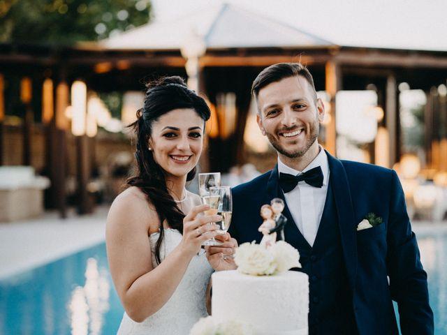 Il matrimonio di Enrico e Laura a Miglianico, Chieti 192