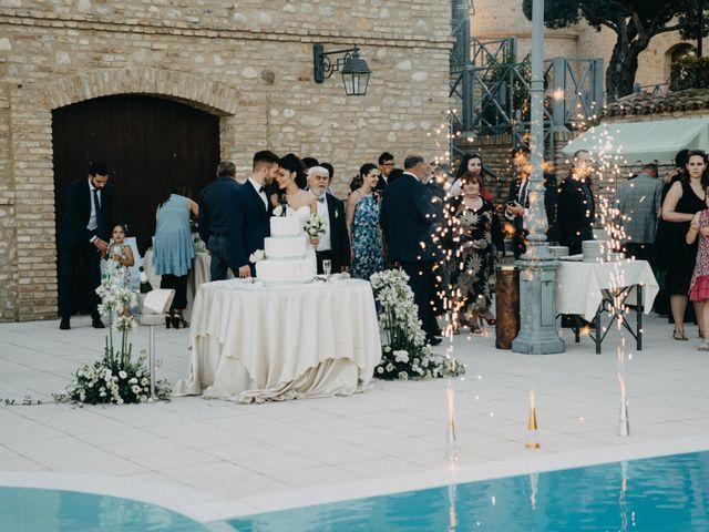 Il matrimonio di Enrico e Laura a Miglianico, Chieti 194