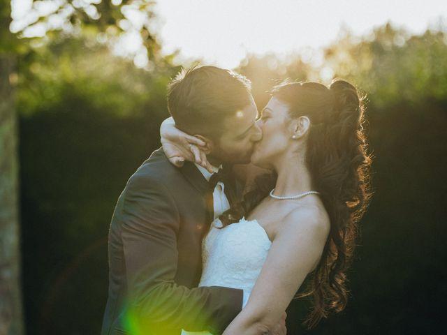 Il matrimonio di Enrico e Laura a Miglianico, Chieti 199