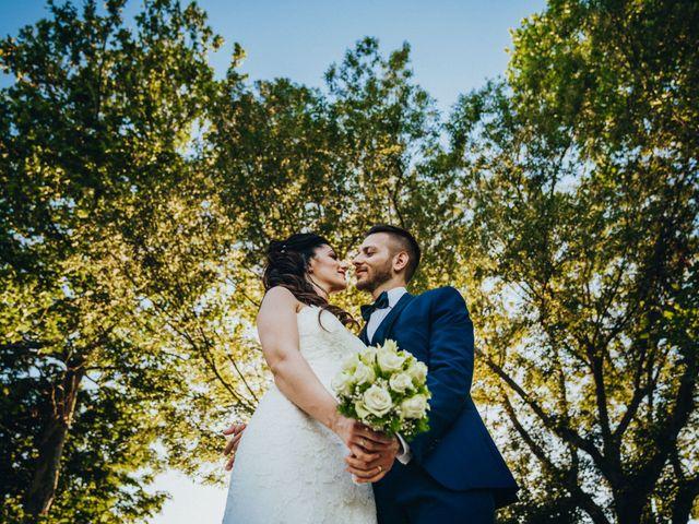 Il matrimonio di Enrico e Laura a Miglianico, Chieti 200