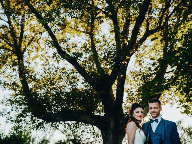 Il matrimonio di Enrico e Laura a Miglianico, Chieti 201