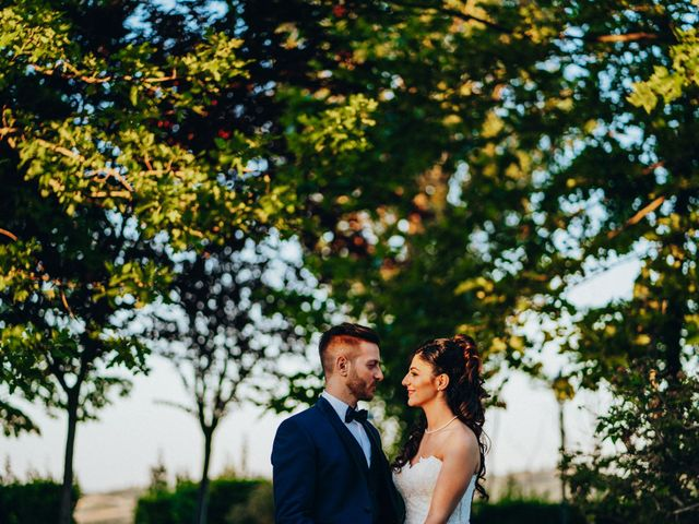 Il matrimonio di Enrico e Laura a Miglianico, Chieti 204