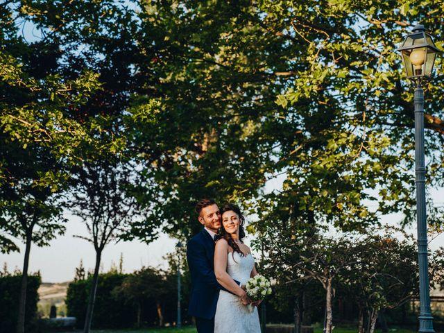Il matrimonio di Enrico e Laura a Miglianico, Chieti 205