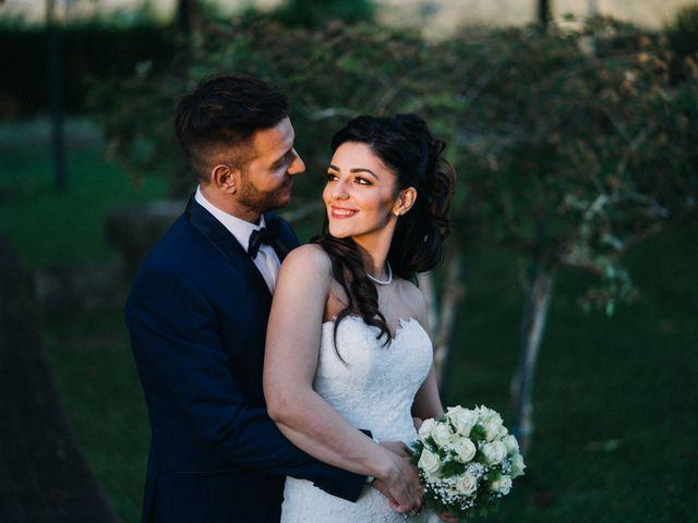 Il matrimonio di Enrico e Laura a Miglianico, Chieti 209