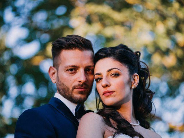 Il matrimonio di Enrico e Laura a Miglianico, Chieti 210