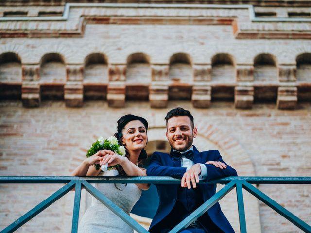 Il matrimonio di Enrico e Laura a Miglianico, Chieti 213