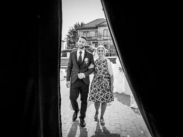 Il matrimonio di Andrea e Francesca a Polesella, Rovigo 6