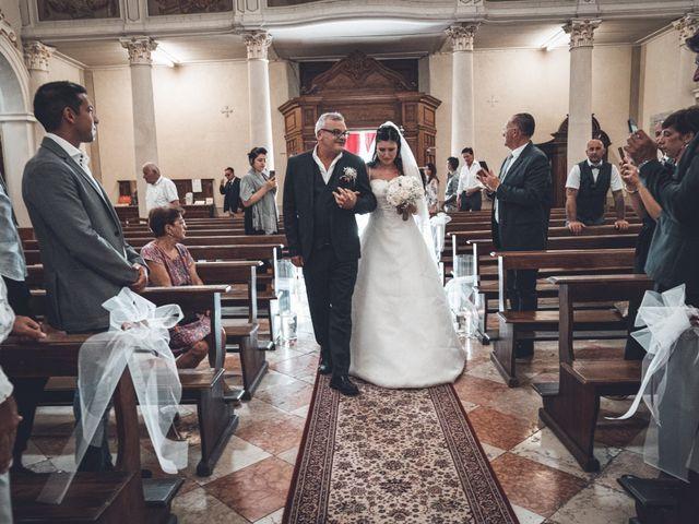 Il matrimonio di Andrea e Francesca a Polesella, Rovigo 7