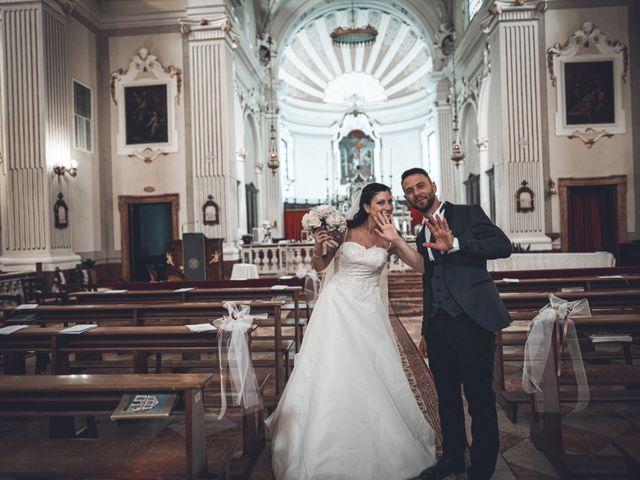 Il matrimonio di Andrea e Francesca a Polesella, Rovigo 10