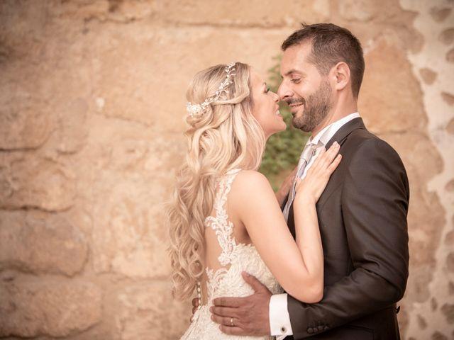Le nozze di Kimberley e Pietro