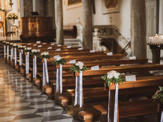Il matrimonio di Pietro e Filomena a Sorrento, Napoli 30