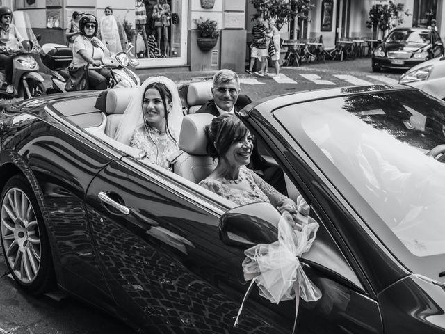 Il matrimonio di Pietro e Filomena a Sorrento, Napoli 35
