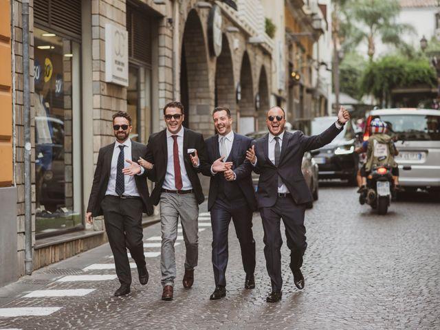 Il matrimonio di Pietro e Filomena a Sorrento, Napoli 38