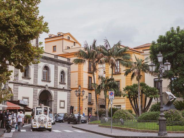 Il matrimonio di Pietro e Filomena a Sorrento, Napoli 42