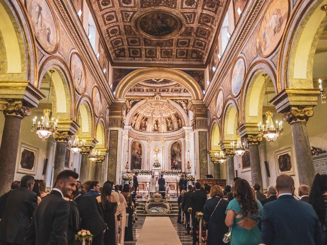 Il matrimonio di Pietro e Filomena a Sorrento, Napoli 48