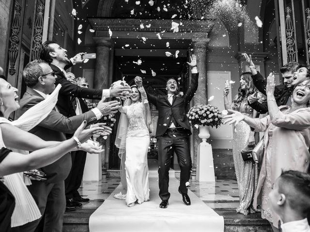 Il matrimonio di Pietro e Filomena a Sorrento, Napoli 49