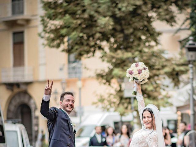 Il matrimonio di Pietro e Filomena a Sorrento, Napoli 51