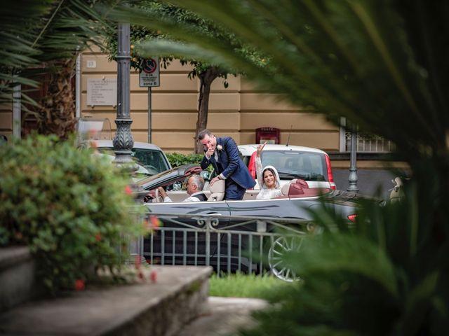 Il matrimonio di Pietro e Filomena a Sorrento, Napoli 52