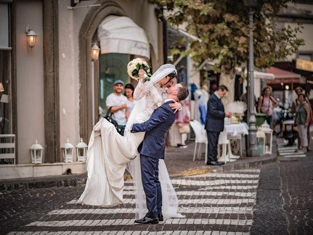 Il matrimonio di Pietro e Filomena a Sorrento, Napoli 53