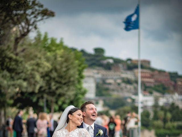 Il matrimonio di Pietro e Filomena a Sorrento, Napoli 54