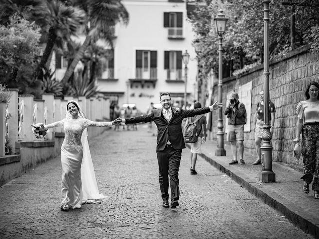 Il matrimonio di Pietro e Filomena a Sorrento, Napoli 55