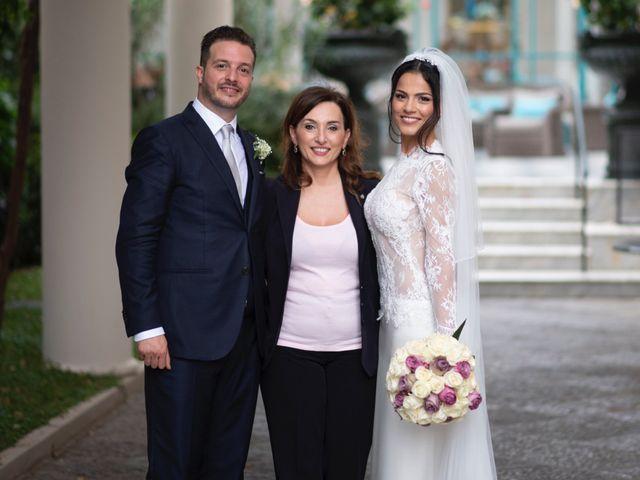 Il matrimonio di Pietro e Filomena a Sorrento, Napoli 57