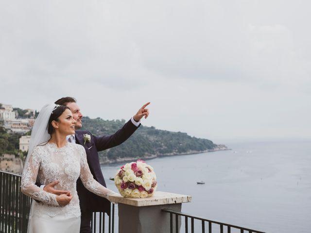 Il matrimonio di Pietro e Filomena a Sorrento, Napoli 59