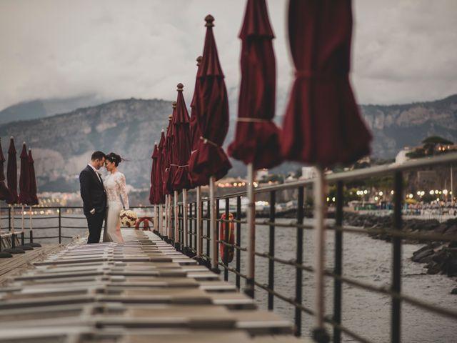 Il matrimonio di Pietro e Filomena a Sorrento, Napoli 67