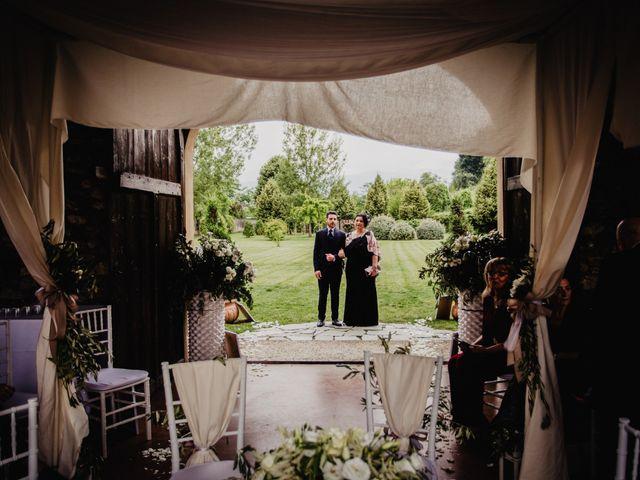 Il matrimonio di Alfredo e Doris a Pinerolo, Torino 35