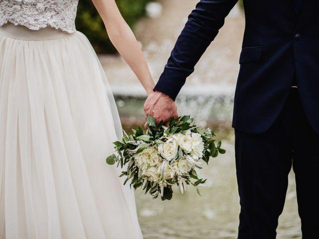 Il matrimonio di Alfredo e Doris a Pinerolo, Torino 1