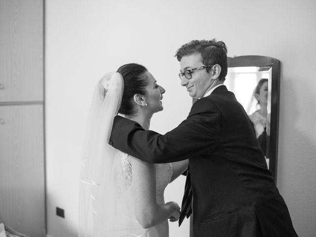 Il matrimonio di Giacomo e Elisa a Bordolano, Cremona 1