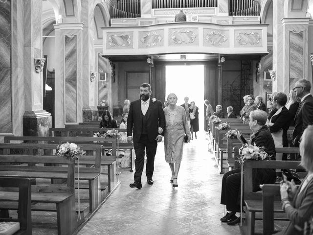 Il matrimonio di Giacomo e Elisa a Bordolano, Cremona 10